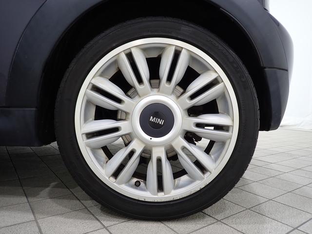 クーパー クリスタル 限定車 レザーシート シートヒーター ETC プロジェクターHIDヘッドライト(6枚目)