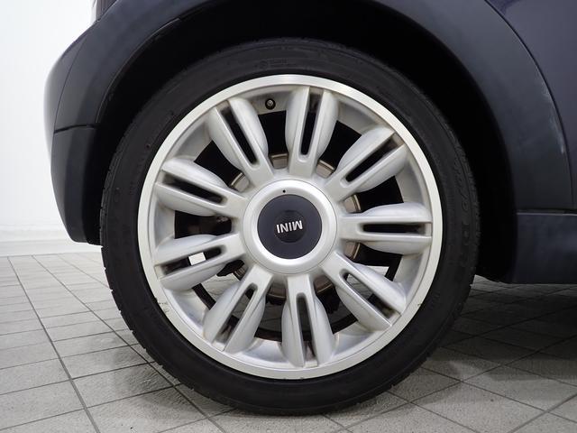 クーパー クリスタル 限定車 レザーシート シートヒーター ETC プロジェクターHIDヘッドライト(7枚目)
