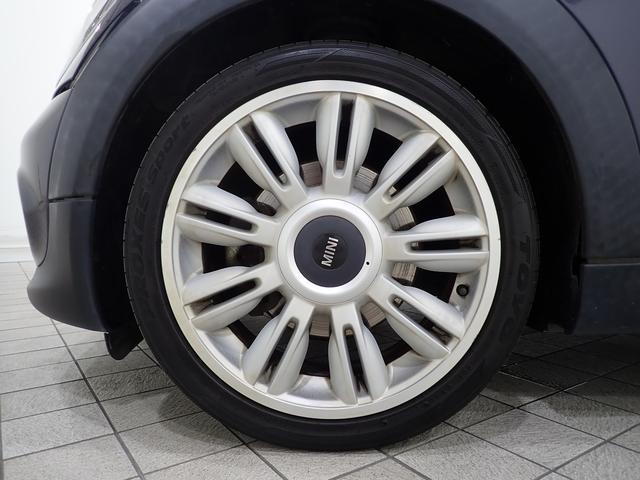クーパー クリスタル 限定車 レザーシート シートヒーター ETC プロジェクターHIDヘッドライト(9枚目)