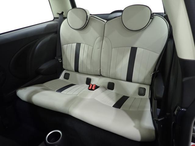 クーパー クリスタル 限定車 レザーシート シートヒーター ETC プロジェクターHIDヘッドライト(11枚目)