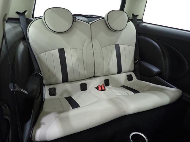 クーパー クリスタル 限定車 レザーシート シートヒーター ETC プロジェクターHIDヘッドライト(12枚目)