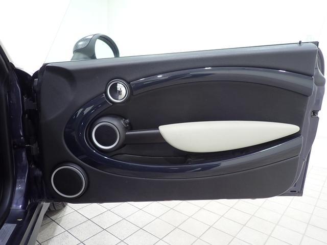 クーパー クリスタル 限定車 レザーシート シートヒーター ETC プロジェクターHIDヘッドライト(15枚目)