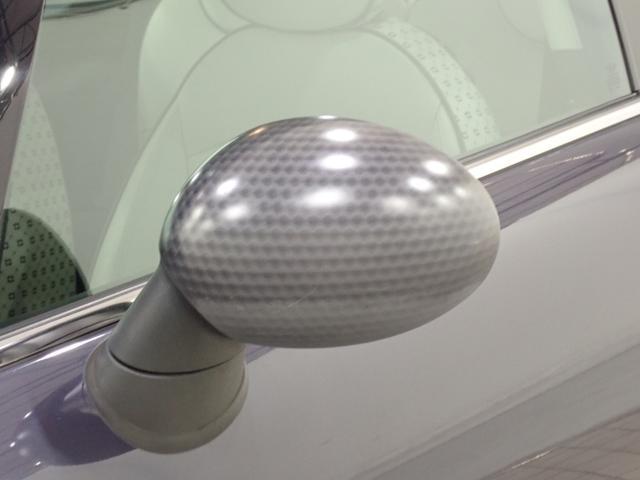 クーパー クリスタル 限定車 レザーシート シートヒーター ETC プロジェクターHIDヘッドライト(18枚目)