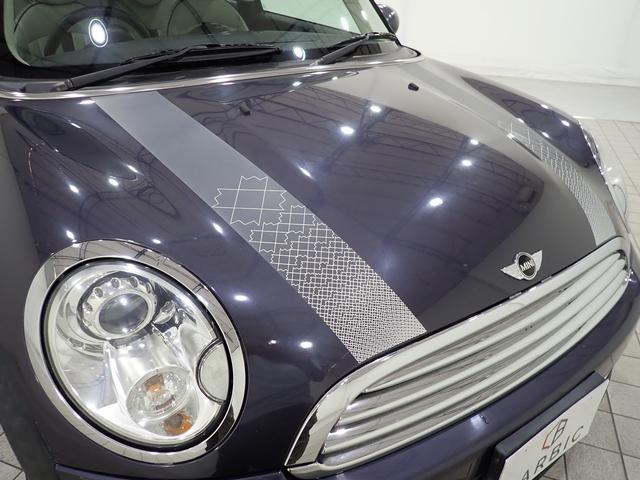 クーパー クリスタル 限定車 レザーシート シートヒーター ETC プロジェクターHIDヘッドライト(19枚目)