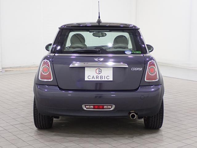 クーパー クリスタル 限定車 レザーシート シートヒーター ETC プロジェクターHIDヘッドライト(26枚目)