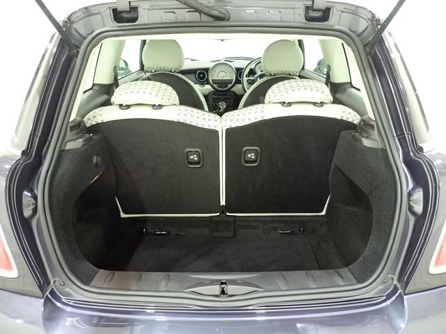 クーパー クリスタル 限定車 レザーシート シートヒーター ETC プロジェクターHIDヘッドライト(30枚目)