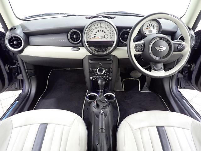 クーパー クリスタル 限定車 レザーシート シートヒーター ETC プロジェクターHIDヘッドライト(38枚目)
