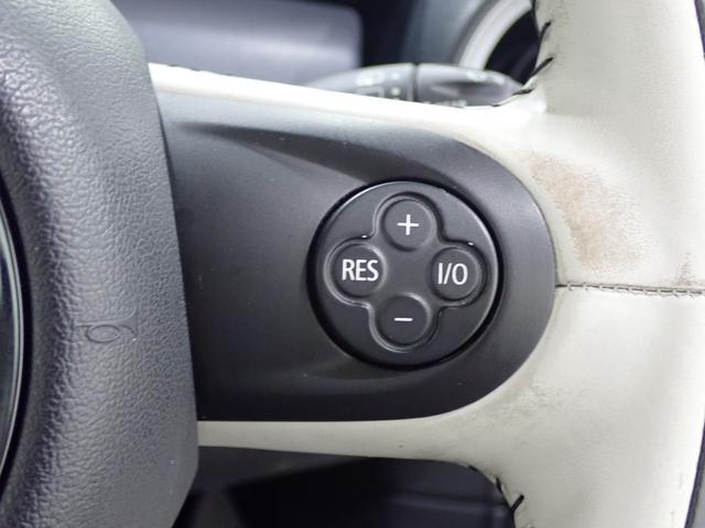クーパー クリスタル 限定車 レザーシート シートヒーター ETC プロジェクターHIDヘッドライト(52枚目)