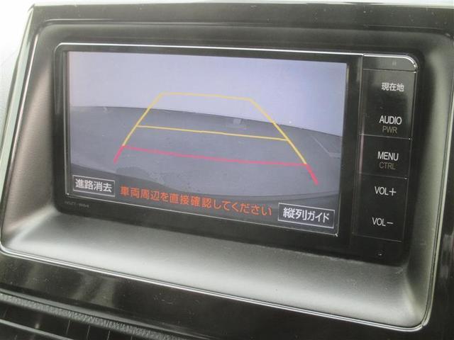 トヨタ ヴォクシー ZS SDナビ 後席モニター