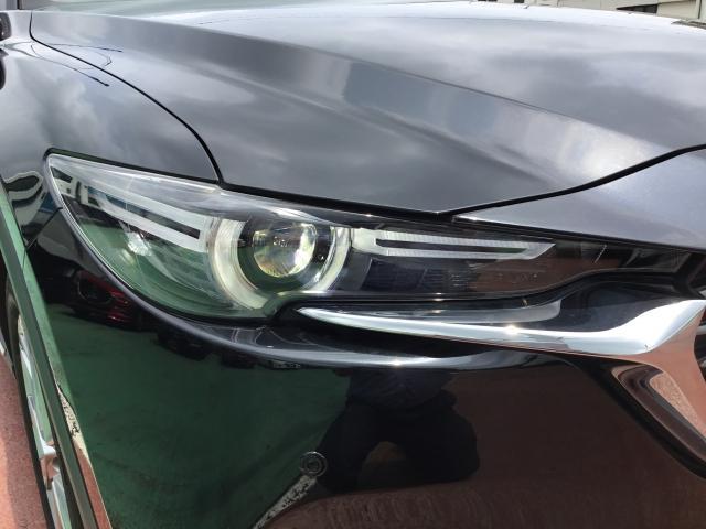 アダプティブ・LED・ヘッドライト(ALH)搭載!夜間走行時に先行車や対向車の状況をクルマが判断。ヘッドランプの照射範囲や明るさを自動的に変化させます!