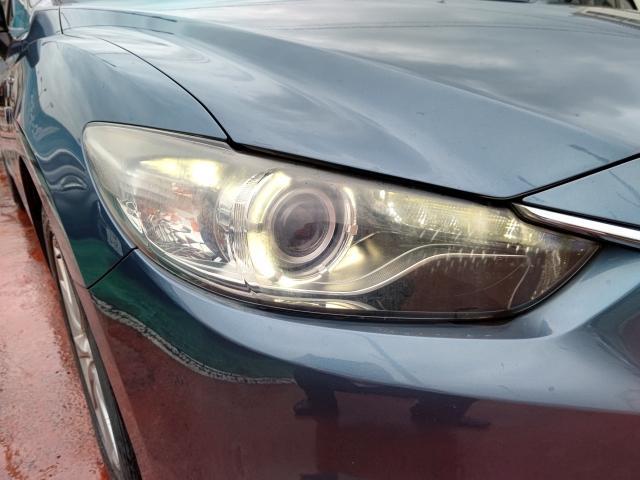 HIDライト付きですから夜の運転もさらに安心ですョ!