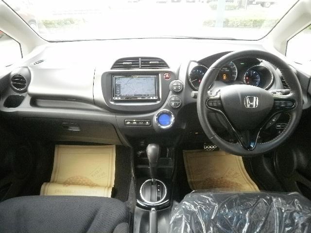 ホンダ フィットハイブリッド RS クルコン 社外フルセグTVナビ リヤカメラ