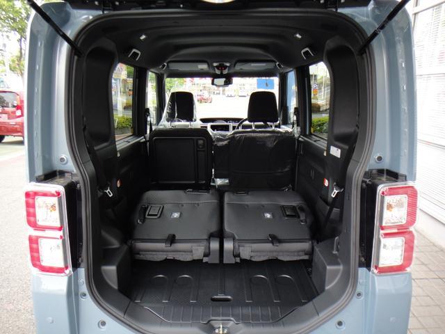GターボリミテッドSAIII 届出済未使用車 両側パワースライドドア LEDヘッドライト&フォグランプ(14枚目)