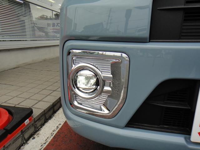 GターボリミテッドSAIII 届出済未使用車 両側パワースライドドア LEDヘッドライト&フォグランプ(16枚目)