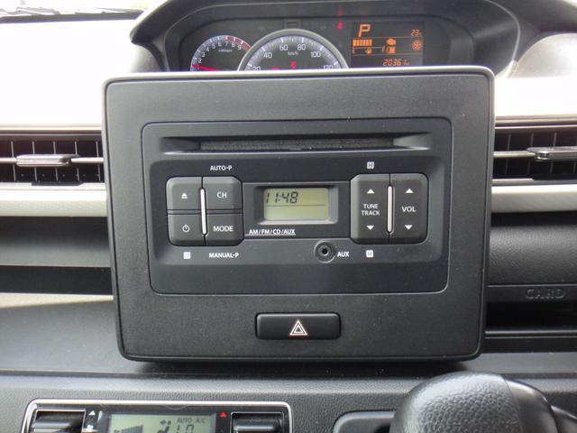ハイブリッドFX CDプレーヤー装着車(10枚目)