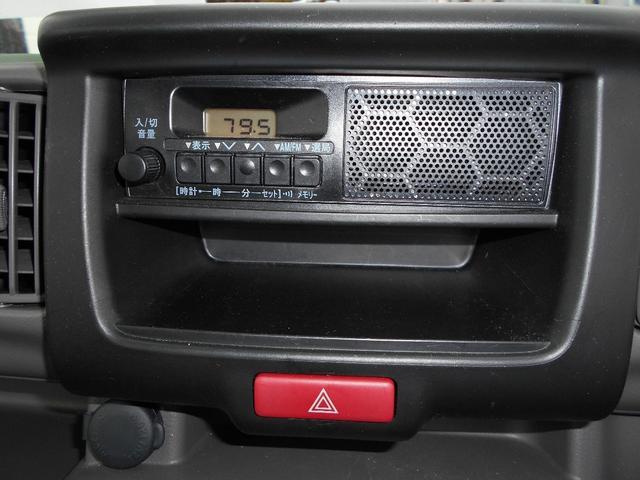 日産 NV100クリッパーバン DX ハイルーフ FM・AMラジオ 2速発進 両側スライド