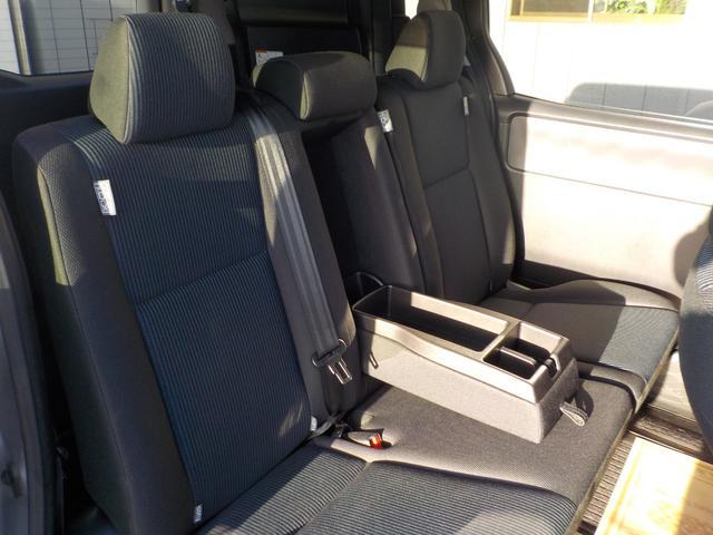 X Cパッケージ キーレス ナビ Bカメラ バックカメラ AC SDナビ キーレスエントリー 両側スライドドア 禁煙車 3列シート 横滑り防止 衝突安全ボディ ABS USB(13枚目)