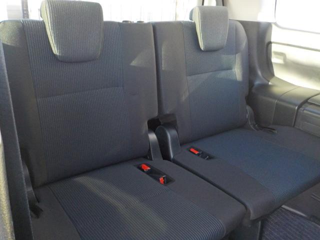 X Cパッケージ キーレス ナビ Bカメラ バックカメラ AC SDナビ キーレスエントリー 両側スライドドア 禁煙車 3列シート 横滑り防止 衝突安全ボディ ABS USB(14枚目)