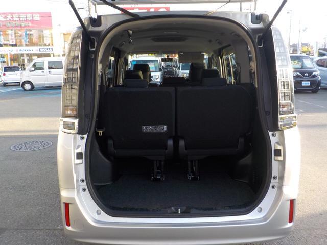X Cパッケージ キーレス ナビ Bカメラ バックカメラ AC SDナビ キーレスエントリー 両側スライドドア 禁煙車 3列シート 横滑り防止 衝突安全ボディ ABS USB(24枚目)