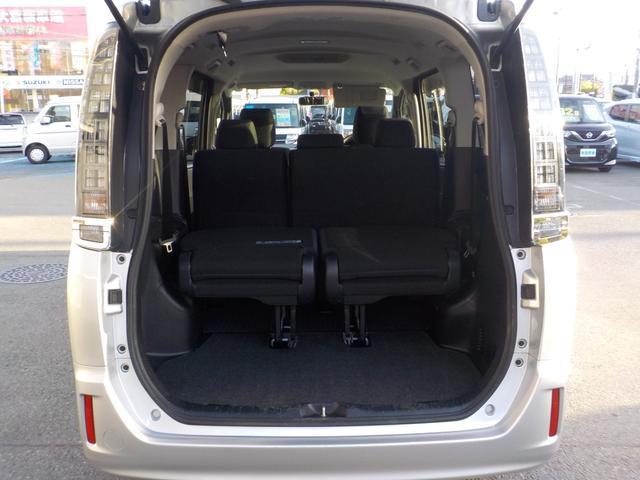 X Cパッケージ キーレス ナビ Bカメラ バックカメラ AC SDナビ キーレスエントリー 両側スライドドア 禁煙車 3列シート 横滑り防止 衝突安全ボディ ABS USB(26枚目)