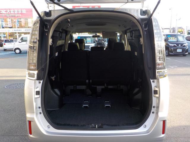 X Cパッケージ キーレス ナビ Bカメラ バックカメラ AC SDナビ キーレスエントリー 両側スライドドア 禁煙車 3列シート 横滑り防止 衝突安全ボディ ABS USB(27枚目)