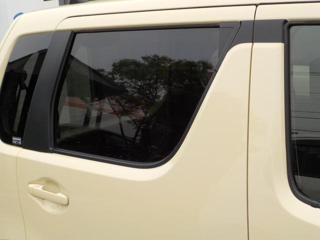 ハイブリッドFX スマートキー シートヒーター キーレス WエアB ABS アイドリングストップ オートライト CD コーナーセンサー 禁煙 衝突被害軽減ブレーキ装着車 AAC 横滑り防止 記録簿 電動格納ミラー(27枚目)