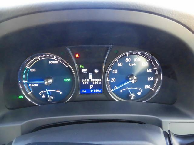 トヨタ クラウンハイブリッド ロイヤルサルーン HDDナビフルセグ全方位カメラ HID