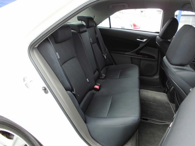 トヨタ マークX 250G リラックスセレクション・ブラックリミテッド 地デジ
