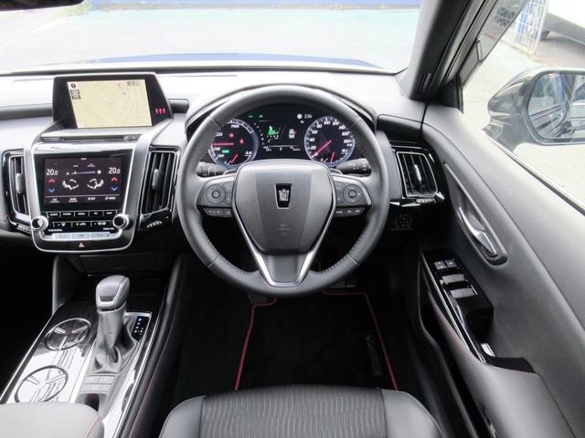 S スポーツスタイル 特別仕様車・SDナビ地デジ・バックカメラ・CD・DVD・ブルーレイ・ブルートゥース・USB・ETC・シートヒーター・ステアヒーター・Cセンサー・プリクラ・LTA・BSM・RCTA・スパッタ18アルミ(3枚目)