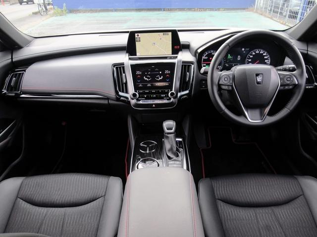 S スポーツスタイル 特別仕様車・SDナビ地デジ・バックカメラ・CD・DVD・ブルーレイ・ブルートゥース・USB・ETC・シートヒーター・ステアヒーター・Cセンサー・プリクラ・LTA・BSM・RCTA・スパッタ18アルミ(5枚目)