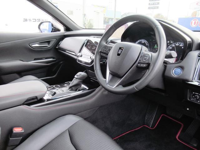 S スポーツスタイル 特別仕様車・SDナビ地デジ・バックカメラ・CD・DVD・ブルーレイ・ブルートゥース・USB・ETC・シートヒーター・ステアヒーター・Cセンサー・プリクラ・LTA・BSM・RCTA・スパッタ18アルミ(6枚目)