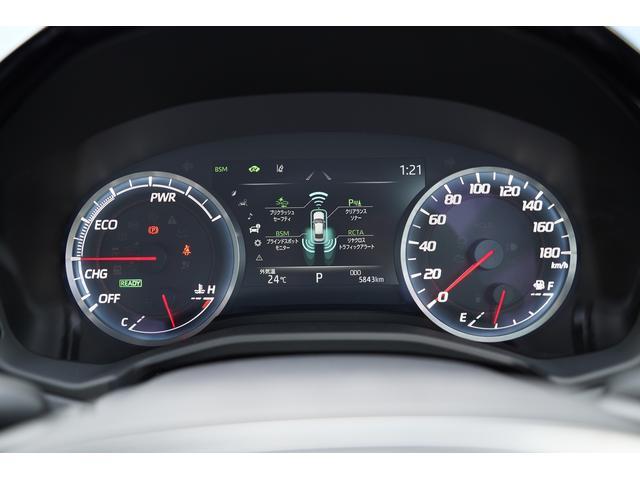 S スポーツスタイル SDナビ地デジ・バックカメラ・CD・DVD・ブルーレイ・ブルートゥース・USB・ステアヒーター・シートヒーター・ETC・Cセンサー・セーフティセンス・18AW・パドルシフト・LEDライト・フォグ(19枚目)