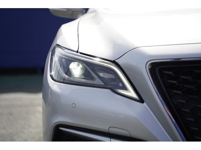 S スポーツスタイル SDナビ地デジ・バックカメラ・CD・DVD・ブルーレイ・ブルートゥース・USB・ステアヒーター・シートヒーター・ETC・Cセンサー・セーフティセンス・18AW・パドルシフト・LEDライト・フォグ(49枚目)