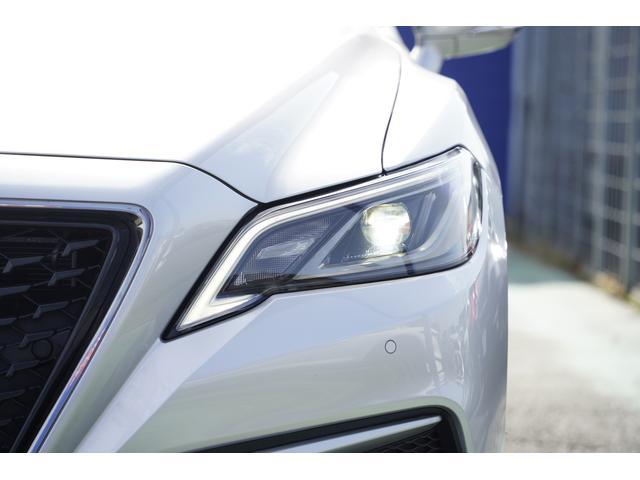 S スポーツスタイル SDナビ地デジ・バックカメラ・CD・DVD・ブルーレイ・ブルートゥース・USB・ステアヒーター・シートヒーター・ETC・Cセンサー・セーフティセンス・18AW・パドルシフト・LEDライト・フォグ(50枚目)