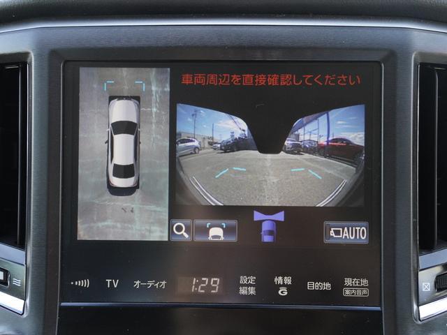 Fバージョン HDDナビ地デジ・全方位カメラ・CD・DVDビデオ・ミュージックサーバー・USB・ブルートゥース・黒革・エアシート・プリクラッシュ・ウッドコンビステア・ステアヒーター・ETC・17アルミ・Cセンサー(14枚目)