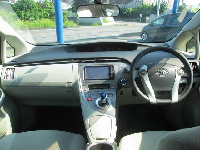 トヨタ プリウス S 後期 フルセグナビ ETC HID スマートキー