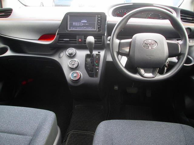 トヨタ シエンタ X 地デジナビ ビルトインETC 自動ドア キーレス
