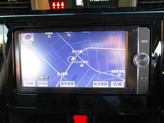 トヨタ タンク カスタムG S スマートアシストII 地デジナビ 両側Pスラ