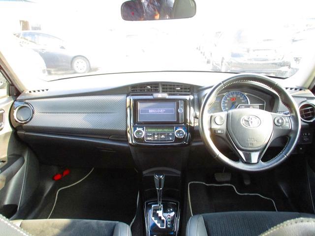 トヨタ カローラフィールダー ハイブリッドG エアロツアラー・ダブルバイビー フルセグナビ
