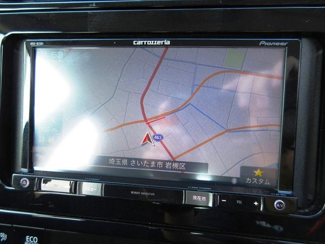 S ナビ Bluetooth LEDライト スマキー 本革ステアリング ミラーウインカー15AW(7枚目)