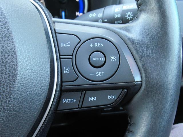 ハイブリッドG Sセンス フルセグナビ エアロ 合皮シート Pバックドア LEDライト フォグ Cセンサー レーダークルーズ レーンディパーチャーオートHIビーム Pシート シートヒーター スマキー(22枚目)