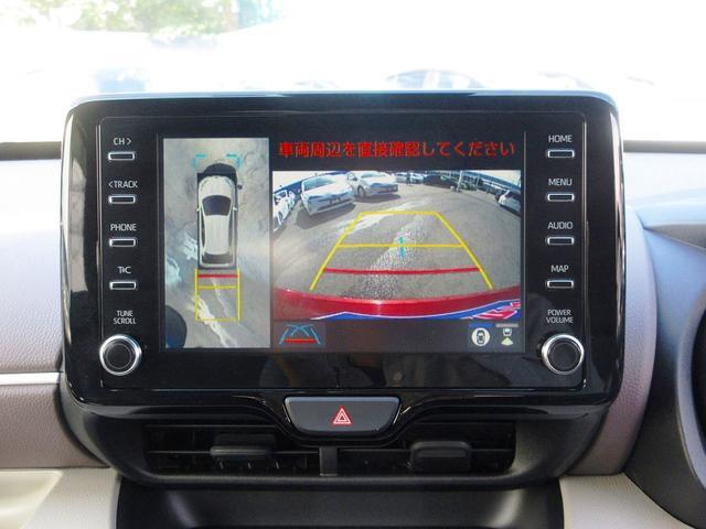 Z 8型メーカーナビ 全周囲カメラ セーフティセンス Bluetooth シートヒーター スマートキー LEDライト ETC USB ソナー 純正16AW 本革ステア クルコン BSM(9枚目)