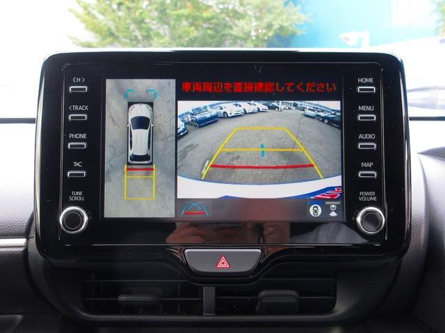 G 全周囲カメ ナビ Bluetooth USB ETC BSM Cセンサー レーダークルーズ レーンディパーチャー オートHIビーム ミラーウィンカー プライバシーガラス スマキー ドアバイザー(7枚目)