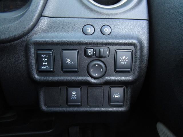 e-パワー X FOUR Vセレクション 4WD 衝突被害軽減ブレーキ レーンキープ 全周囲カメラ ナビTV 前後コーナーセンサー 純正15AW ドアバイザー LEDライト スマートキー AUTOライト  記保取説(10枚目)