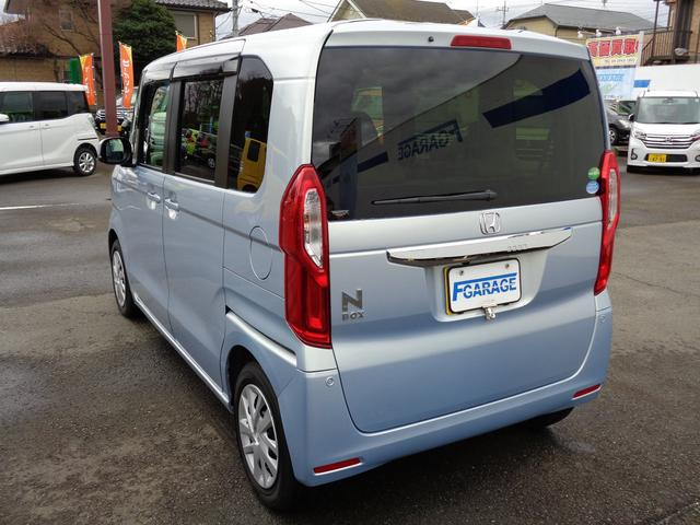 ホンダ N BOX G・Lホンダセンシング LEDヘッドライト 新車保証書付き