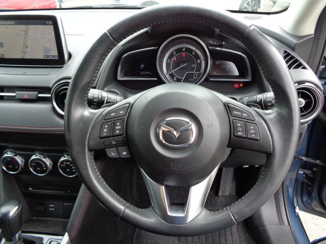 マツダ デミオ XDツーリング 純正ナビ LEDヘッドライト 新車保証書付き
