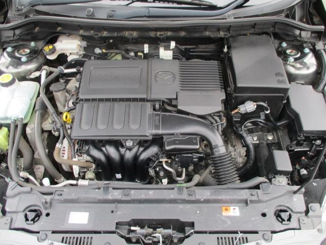 1500ccエンジンにCVT搭載でスムーズな走りを実現。