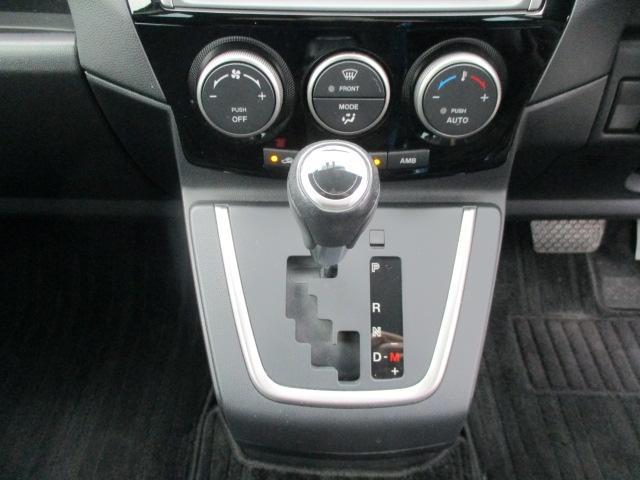 運転しやすいインパネオートマ!