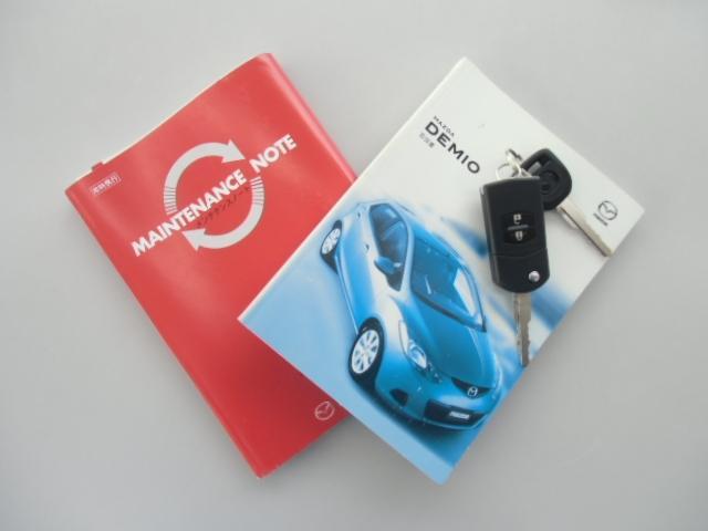 マツダ デミオ 1.3 13C-V CD付き