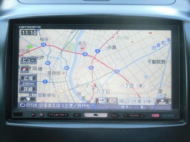 マツダ デミオ 1.3 13C-V HIDエディション HDDナビ フルセグ